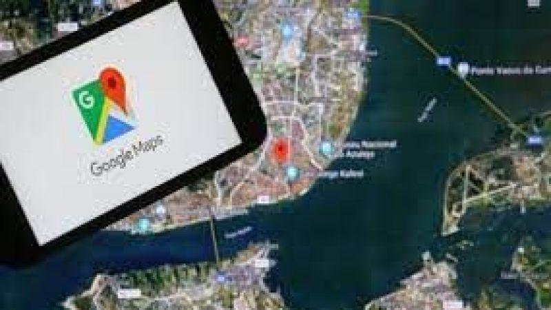 Google'dan Haritalar için büyük güncelleme