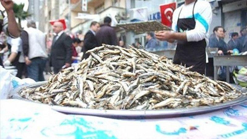 13. Ereğli Balık Festivali'nde balık ekmek dağıtıldı