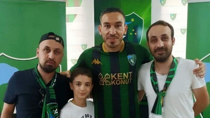 Kocaelispor, Mevlüt Erdinç ile sözleşme imzaladı