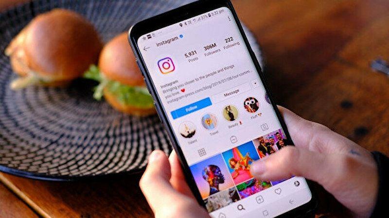 Sosyal medya uygulaması instagramda erişim sıkıntısı