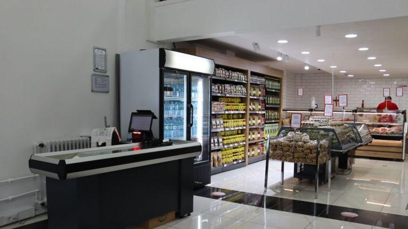 İzmit Belediyesi Çınar Halk Market'te satışlar başladı