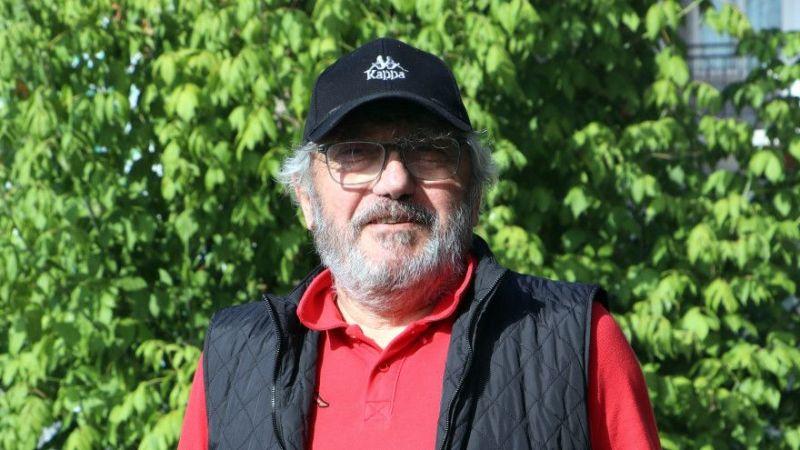 Kovid-19 hastalığı sürecini gözyaşlarıyla anlatan Kocaelispor'un teknik direktörü aşı çağrısında bulundu