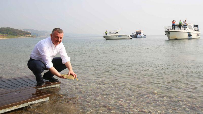 Büyükşehir'den 3 yılda 750 milyonluk çevre yatırımı