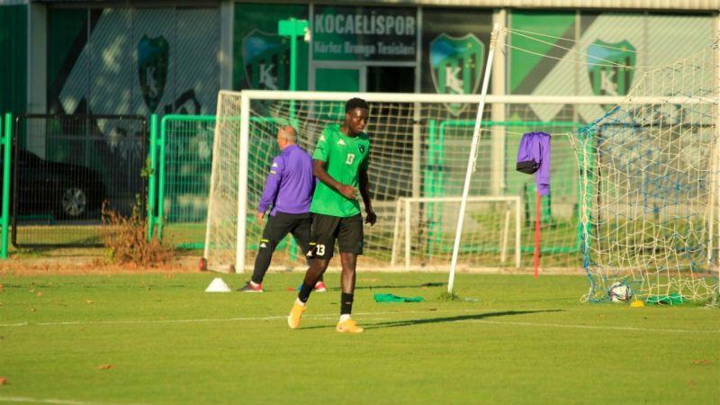 Kocaelispor, Senegalli futbolcu Mouhamed Diop'u kadrosuna kattı
