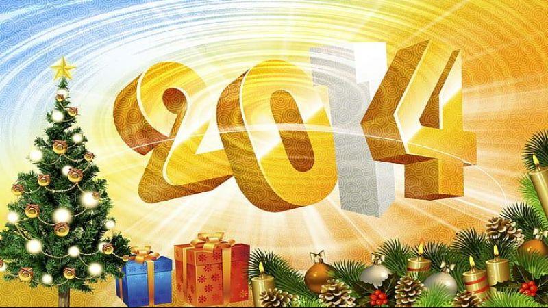 2014 yılına yeni girecekler
