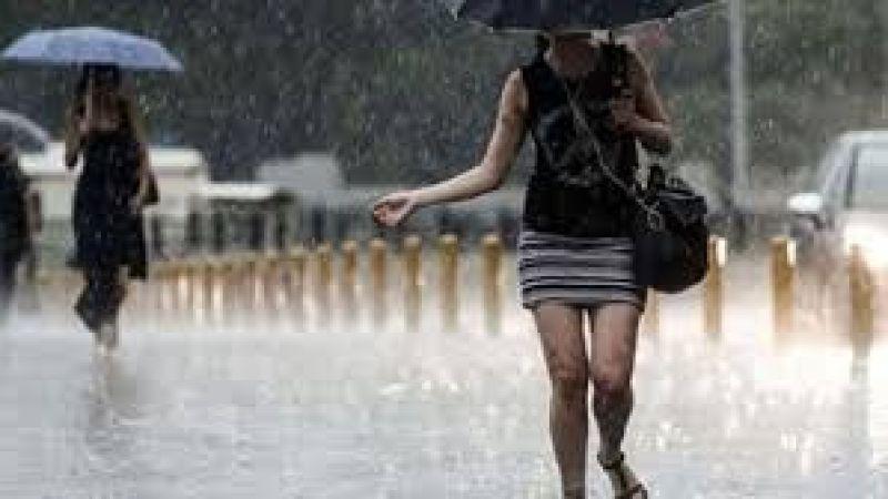 Afad'dan Kocaeli'ye kuvvetli yağış uyarısı