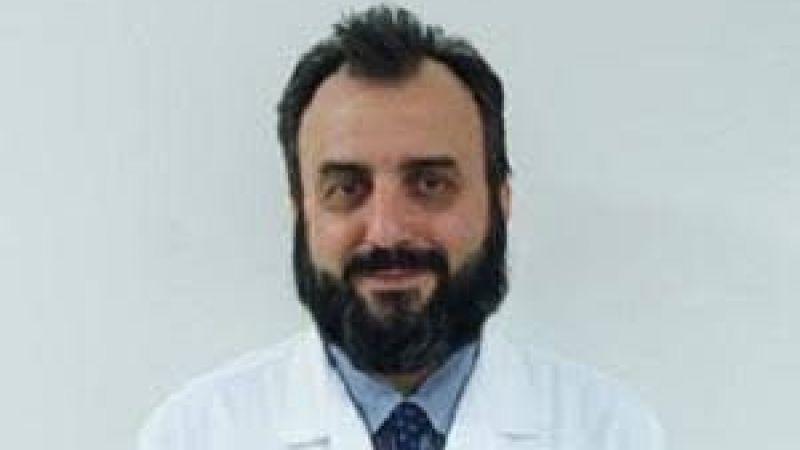 Doktor Hasan Feyzi Katıöz korona virusten hayatını kaybetti