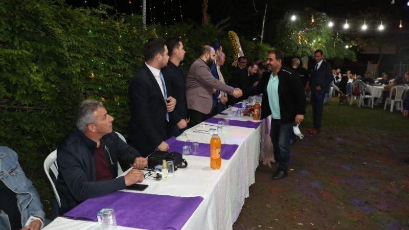Şirintepe Gençlerbirliği Spor Kulübü'nün geleneksel dayanışma yemeği