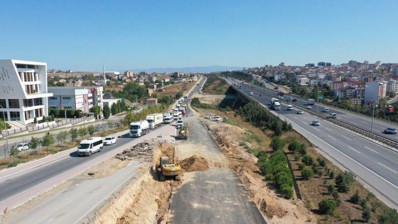 Gebze'deki dev projede çalışmalar devam ediyor