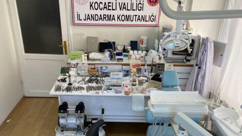 Kocaeli'de sahte doktor operasyonu