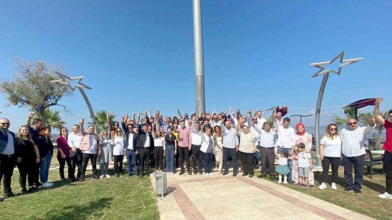 MHP Karamürsel İlçe Başkanlığı üyeleri, il yönetimiyle bir araya geldi