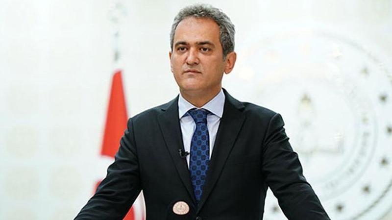 Milli Eğitim Bakanı Mahmut Özer: okulların kapanması ile ilgili açıklama