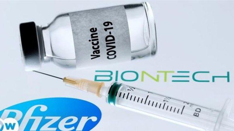 Pfizer-BioNTech'ten 5-11 yaş çocuklara aşı açıklaması