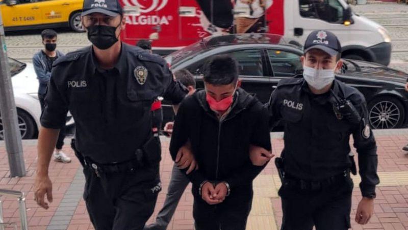 Kocaeli'de hırsızlık şüphelisi tutuklandı