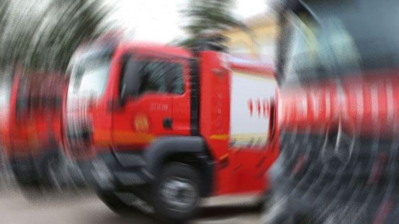 Kocaeli'de çıkan iş yeri yangını söndürüldü