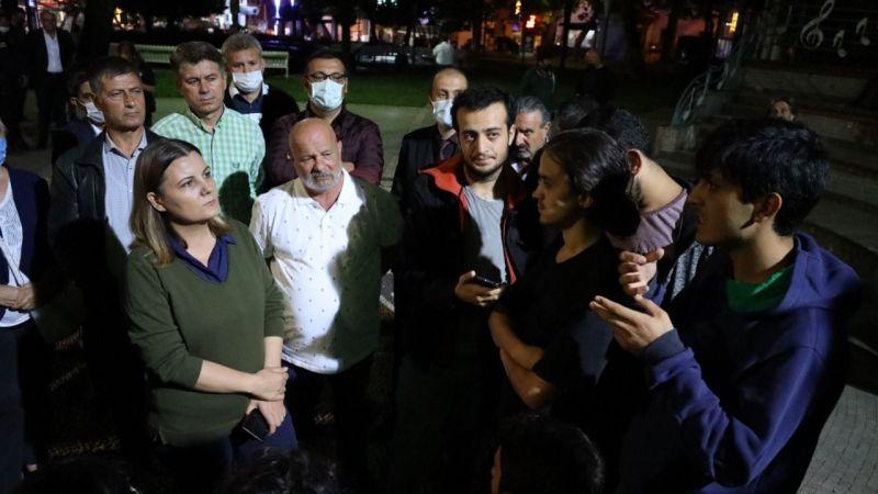 Hürriyet'ten barınma mağduru üniversitelilere destek
