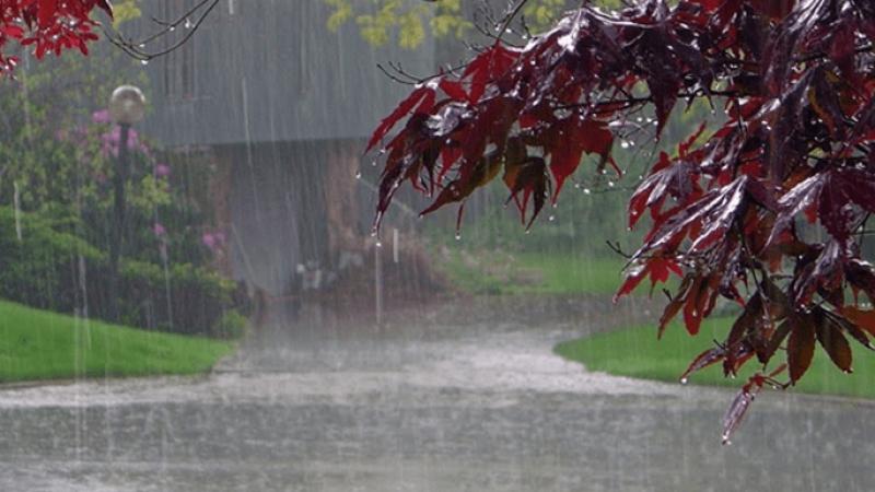 Marmara da Kuvvetli yağış