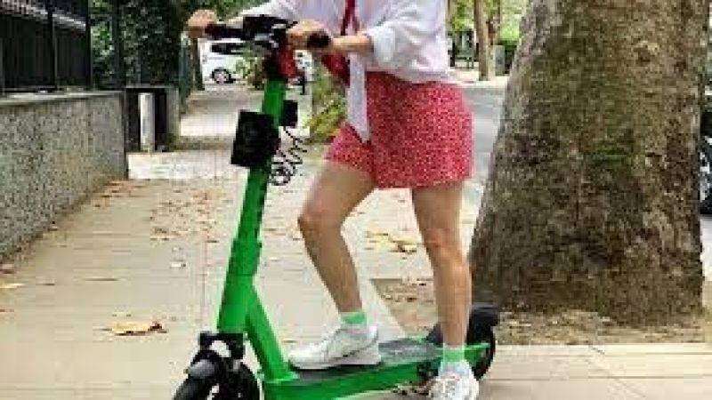 Elekrikli scooterlara düzenleme geldi