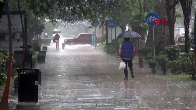 Kocaeli'ye sağanak yağmur geliyor