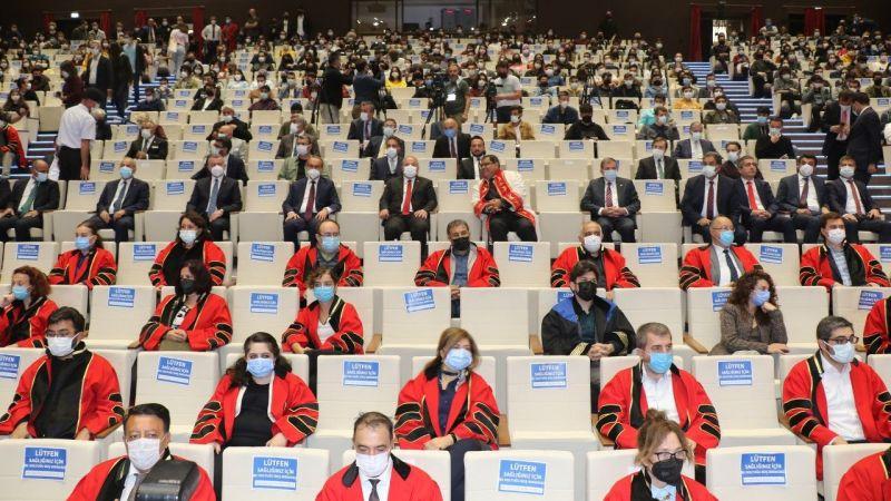 GTÜ 2021-2022 Akademik Yılı Açılış Töreni