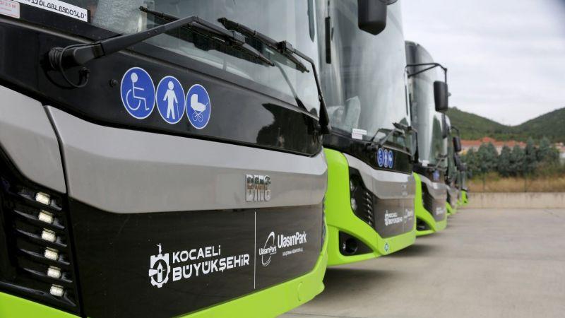 Büyükşehir, 90 adet otobüs daha alacak