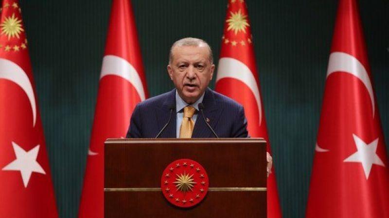 Erdoğan'dan kabine toplantısı sonrası açıklama