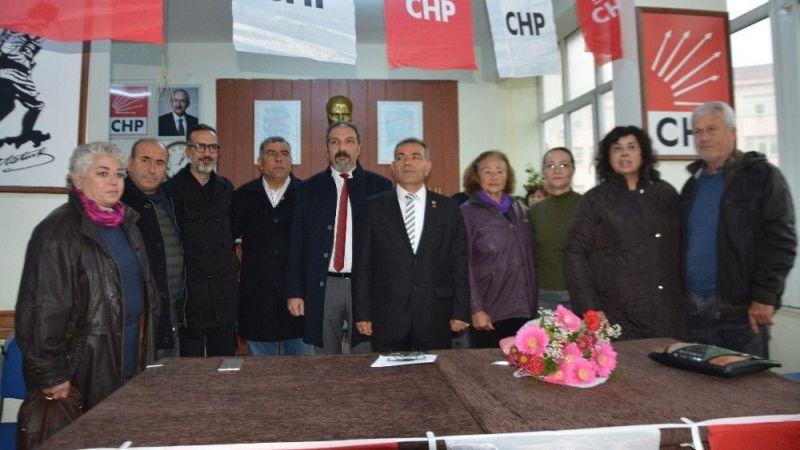 Söke CHP'de bir aday daha