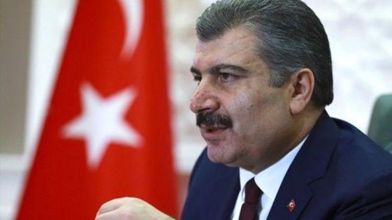 Sağlık Bakanı yeni vaka ve can kayıplarını açıkladı