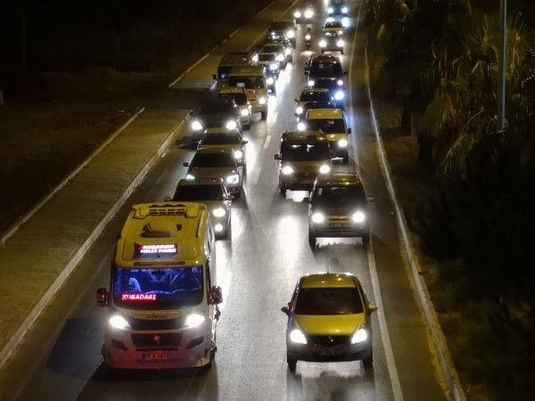 Aydın'da araç sayısında yüzde 3'lük artış
