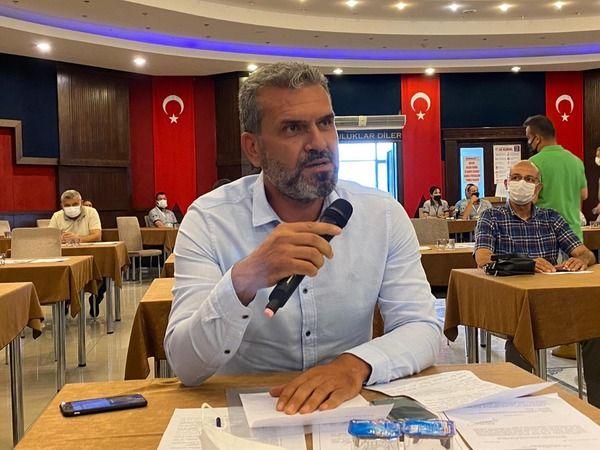 Cumhur İttifakı'ndan Özcan'a teşekkür
