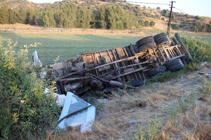 Aydın'da 12 bin kaza yaşandı