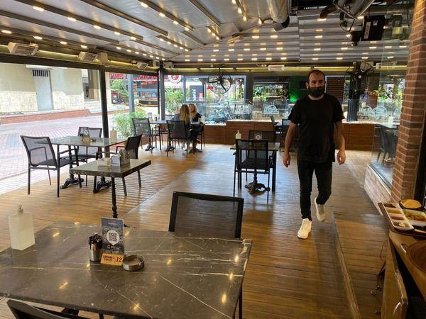 Nazilli'de kafeciler mutlu