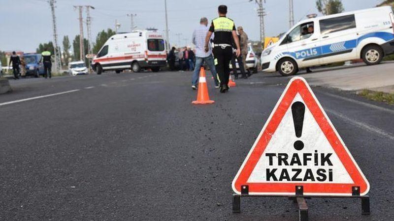 İncirliova'da trafik kazası