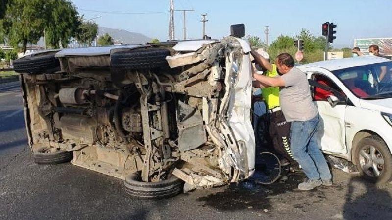 Aydın'da kaç trafik kazası yaşandı?