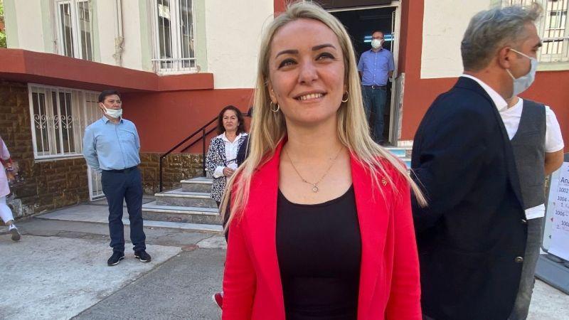 Nazilli'nin 2'nci kadın muhtarı