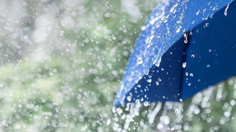 Aydın'a yağmur molası