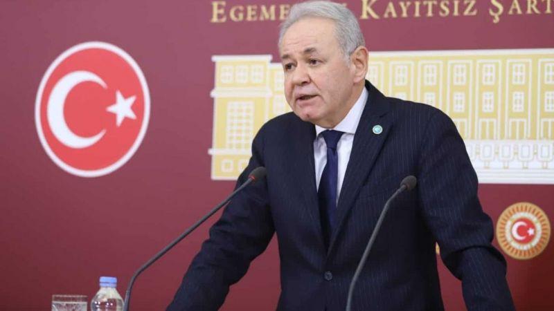 İYİ Partili Sezgin, Demirci'ye uygulanan vetoyu yorumladı