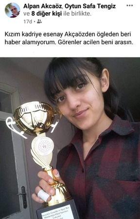 Kayıp kızını tüfekle vurdu