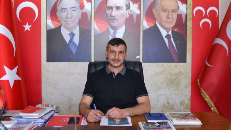 MHP'li Başkan'dan İYİ Partili Başkana Jet cevap