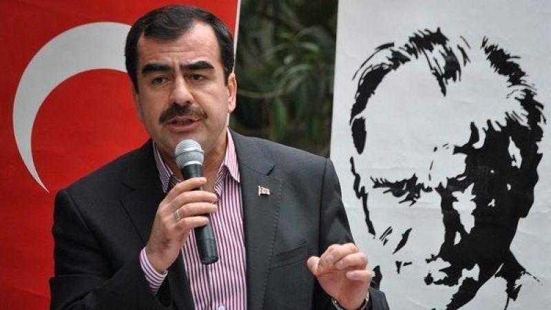 AK Parti'li Erdem'den Şık'a sert tepki