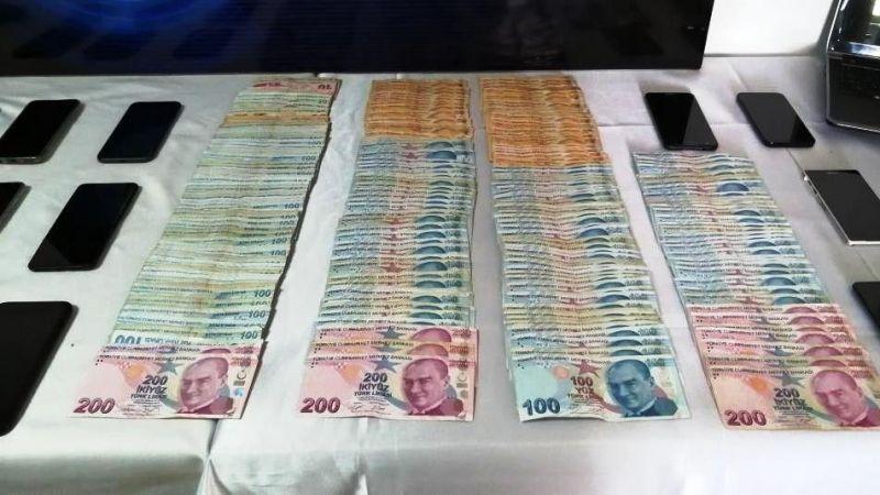 Aydın'da yasa dışı bahis operasyonu
