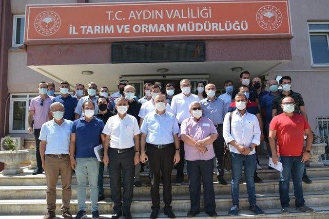 Aydın'da 54 projeye destek