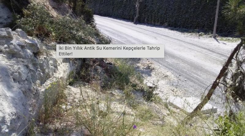 CHP'li Kuşadası Belediyesi'nden tarihe büyük saygısızlık