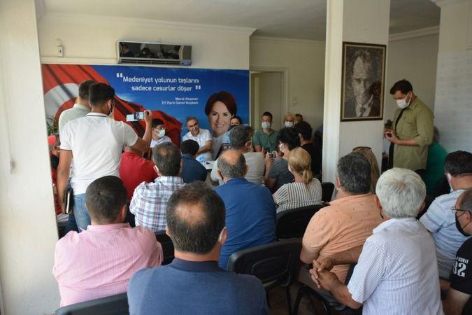 İYİ Parti Nazilli'de kriz büyüyor