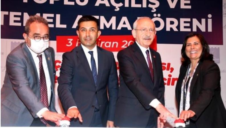 Kılıçdaroğlu'na olmayan müzeyi açtırdılar
