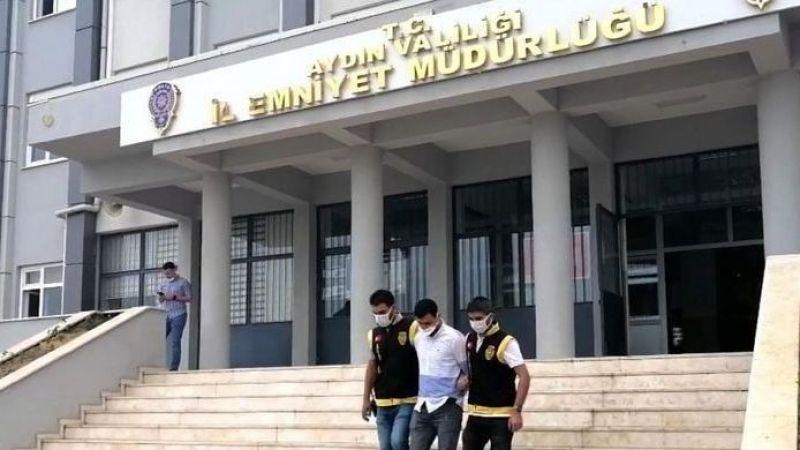 Aydın'da cep telefonu hırsızına suçüstü
