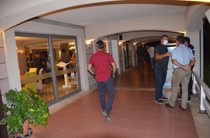 Didim'de Atabay'a beyzbol sopalı saldırı