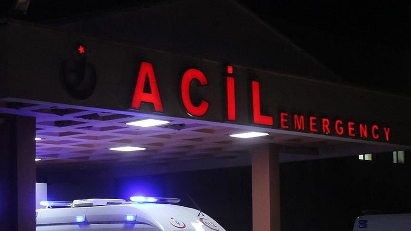 Nazilli'de şok ölüm