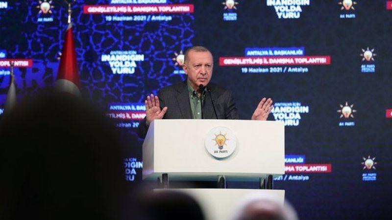 Erdoğan'dan dikkat çeken açıklama!