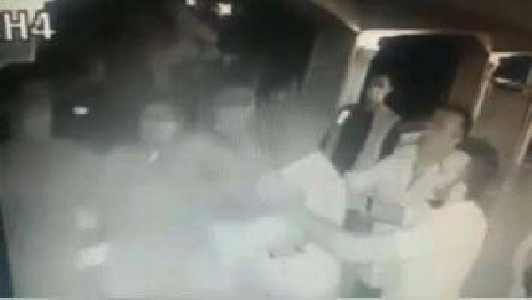 Atabay'a beyzbol sopalı saldırıda yeni görüntüler